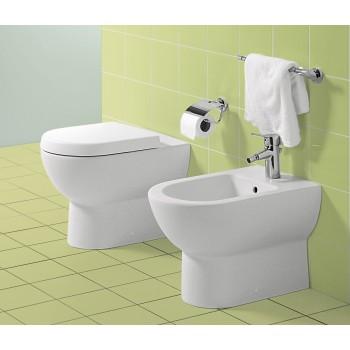 Washdown toilet Oval Subway, 660710, 370 x 560 mm