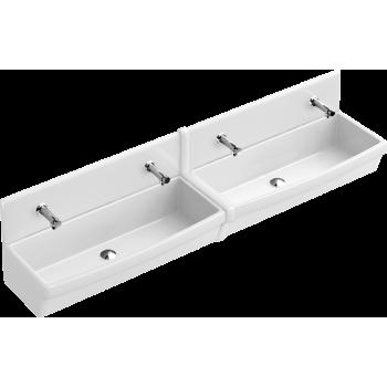 Washing trough Rectangle O.novo, 682000, 1000 x 205 x 415 mm
