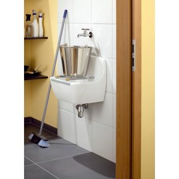Service sink Rectangle O.novo, 691201, 460 x 400 x 350 mm