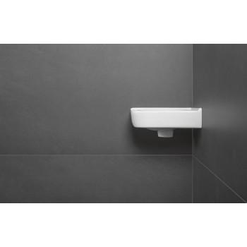 Corner handwashbasin Rectangle O.novo, 731032, Side length: 320 mm