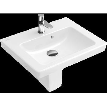 Handwashbasin Rectangle Subway 2.0, 731545, 450 x 370 mm