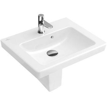 Handwashbasin Rectangle Subway 2.0, 731550, 500 x 400 mm