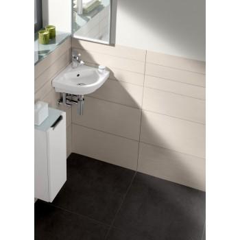 Corner handwashbasin Quarter circle Subway 2.0, 731945, Side length: 320 mm