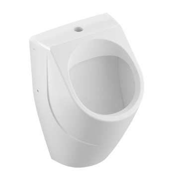 Siphonic urinal Oval O.novo, 752300, 335 x 560 x 320 mm