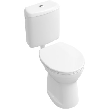 Washout toilet Oval O.novo, 761901, 355 x 465 mm
