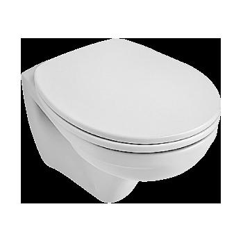 Compact washdown toilet Oval O.novo, 766710, 350 x 490 mm