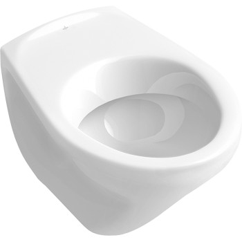 Washdown toilet Oval O.novo, 767710, 360 x 550 mm