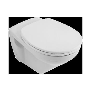 Washdown toilet Oval O.novo, 768210, 360 x 540 mm