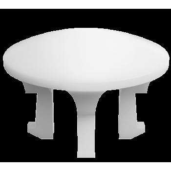 Cap (overflow cover) Universal accessories, 790100, Diameter: 41 mm