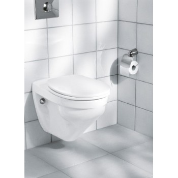 Toilet seat and cover Oval O.novo, 882361,