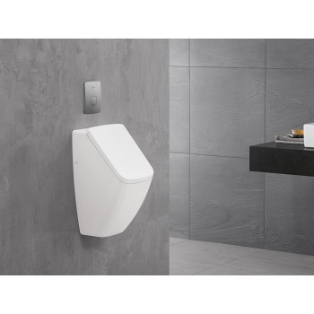 Urinal flush plate Angular ViConnect, 921944, 126 x 162 x 17 mm