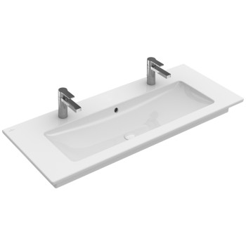 Vanity washbasin Rectangle Venticello, 4104CK, 1200 x 500 mm