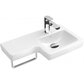 Washbasin Rectangle Subway 2.0, 41156R, 630 x 355 mm