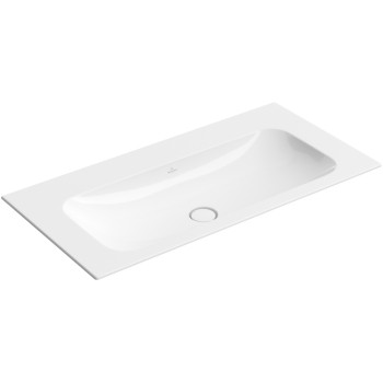 Vanity washbasin Rectangle Finion, 4164A3, 1000 x 500 mm