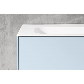Vanity washbasin Rectangle Finion, 4164C3, 1200 x 500 mm