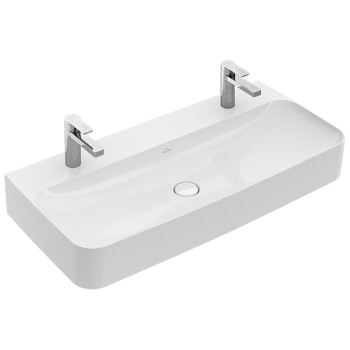 Washbasin Rectangle Finion, 4168A1, 1000 x 470 mm