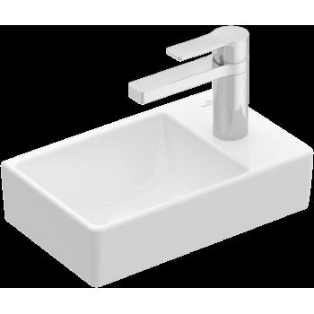 Handwashbasin Rectangle Avento, 43003L, 360 x 220 mm