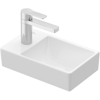 Handwashbasin Rectangle Avento, 43003R, 360 x 220 mm