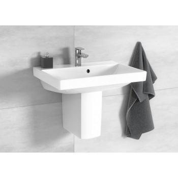 Washbasin Compact Rectangle Avento, 4A0055, 550 x 370 mm
