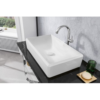 Surface-mounted washbasin Rectangle Antheus, 4A1065, 650 x 388 mm