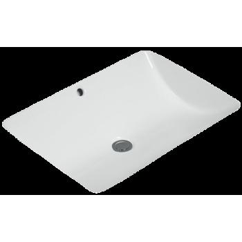 Undercounter washbasin Rectangle O.novo, 4A2955, 544 x 371 mm
