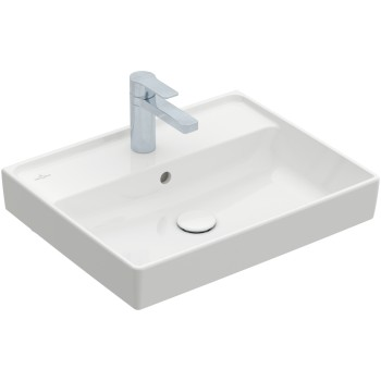 Washbasin Rectangle Collaro, 4A3355, 550 x 440 mm