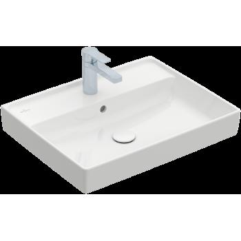 Washbasin Rectangle Collaro, 4A3360, 600 x 470 mm