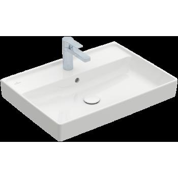 Washbasin Rectangle Collaro, 4A3365, 650 x 470 mm