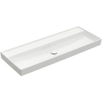 Vanity washbasin Rectangle Collaro, 4A33C3, 1200 x 470 mm