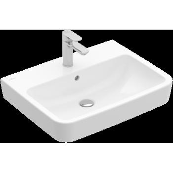 Washbasin Angular O.novo, 4A4160, 600 x 460 mm