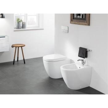 Washdown toilet, rimless Oval Subway 2.0, 5602R0, 370 x 560 mm