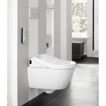 Washdown toilet, rimless Oval Subway 2.0, 5614R4, 370 x 560 mm