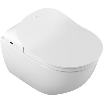 Washdown toilet, rimless Oval Subway 2.0, 5614R5, 370 x 560 mm