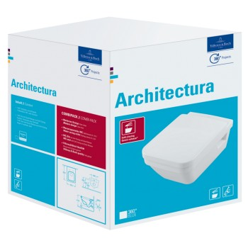 Combi-Pack Rectangle Architectura, 5685HR,