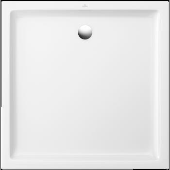 Square shower tray Square O.novo Plus, 6210C3, 800 x 800 x 60 mm