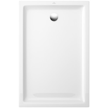 Rectangular shower tray Rectangle O.novo Plus, 6210G3, 1000 x 800 x 60 mm
