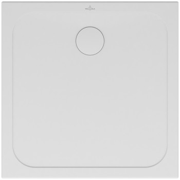Square shower tray Square Lifetime Plus, 6223J5, 1000 x 1000 x 35 mm