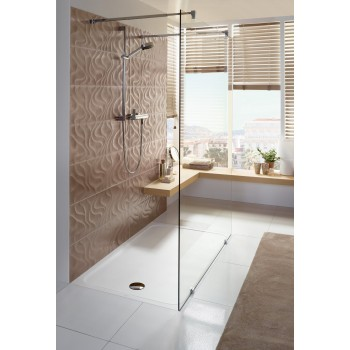 Rectangular shower tray Rectangle Lifetime Plus, 6223S4, 1400 x 900 x 35 mm