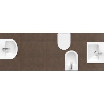 Washbasin Rectangle Subway 2.0, 7113FA, 650 x 470 mm