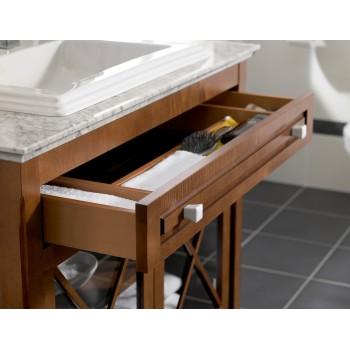 Vanity unit with washbasin Angular Hommage, 8979A1, 985 x 905 x 620 mm