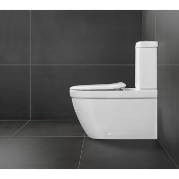 Toilet seat and cover Oval Architectura, 98M9D1,