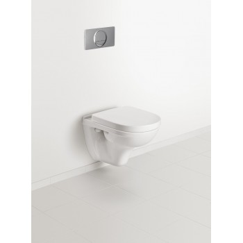 Toilet seat and cover Oval O.novo, 9M4061,