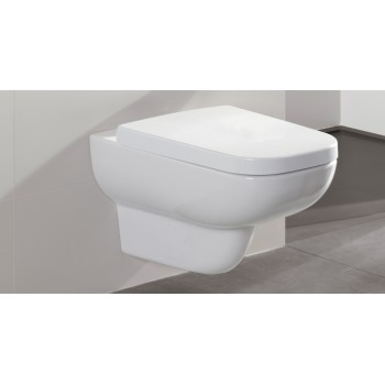 Toilet seat and cover Oval Joyce, 9M52S1,