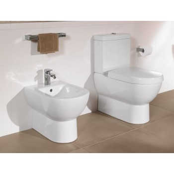 Toilet seat and cover Oval Subway, 9M5561,