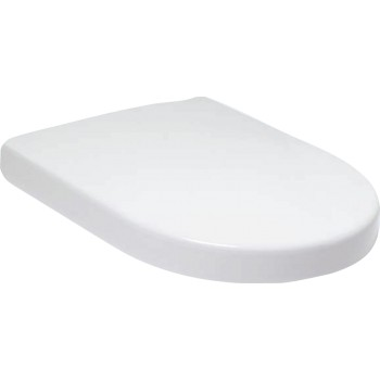 Toilet seat and cover Oval Subway, 9M55S1,