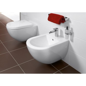 Toilet seat and cover Compact Oval Subway, 9M6661,