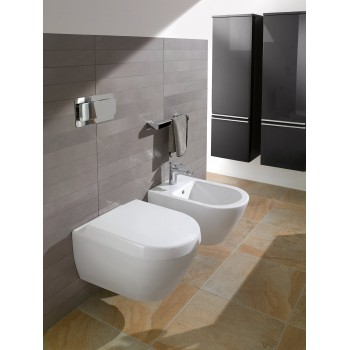 Toilet seat and cover Oval Subway 2.0, 9M68Q1,