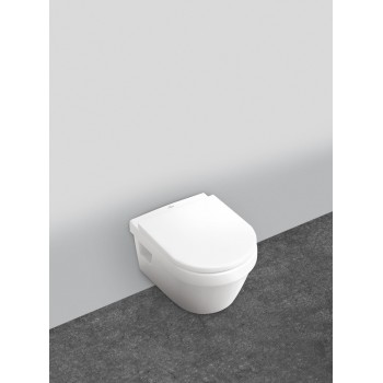 Toilet seat and cover SlimSeat Oval Architectura, 9M70S1,