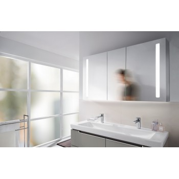 Mirror cabinet Rectangle My View 14, A42413, 1300 x 750 x 173 mm