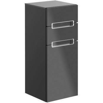 Side cabinet Angular Subway 2.0, A7120R, 356 x 857 x 370 mm